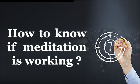 How to know if meditation is working Picture