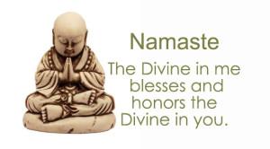 Namaste & Welcome