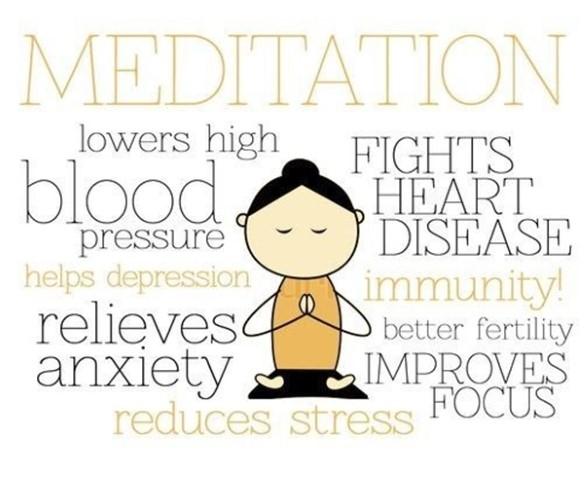 Benefits of Meditation (IMG Source: http://thecertainonesmagazine.com)