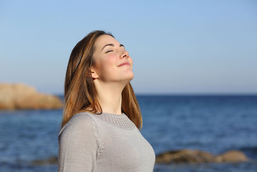 How to adopt a habit of Deep Breathing : Two Easy Methods