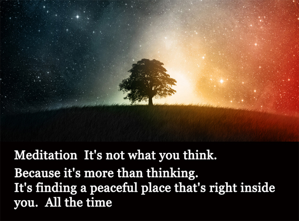 What is not meditation 2